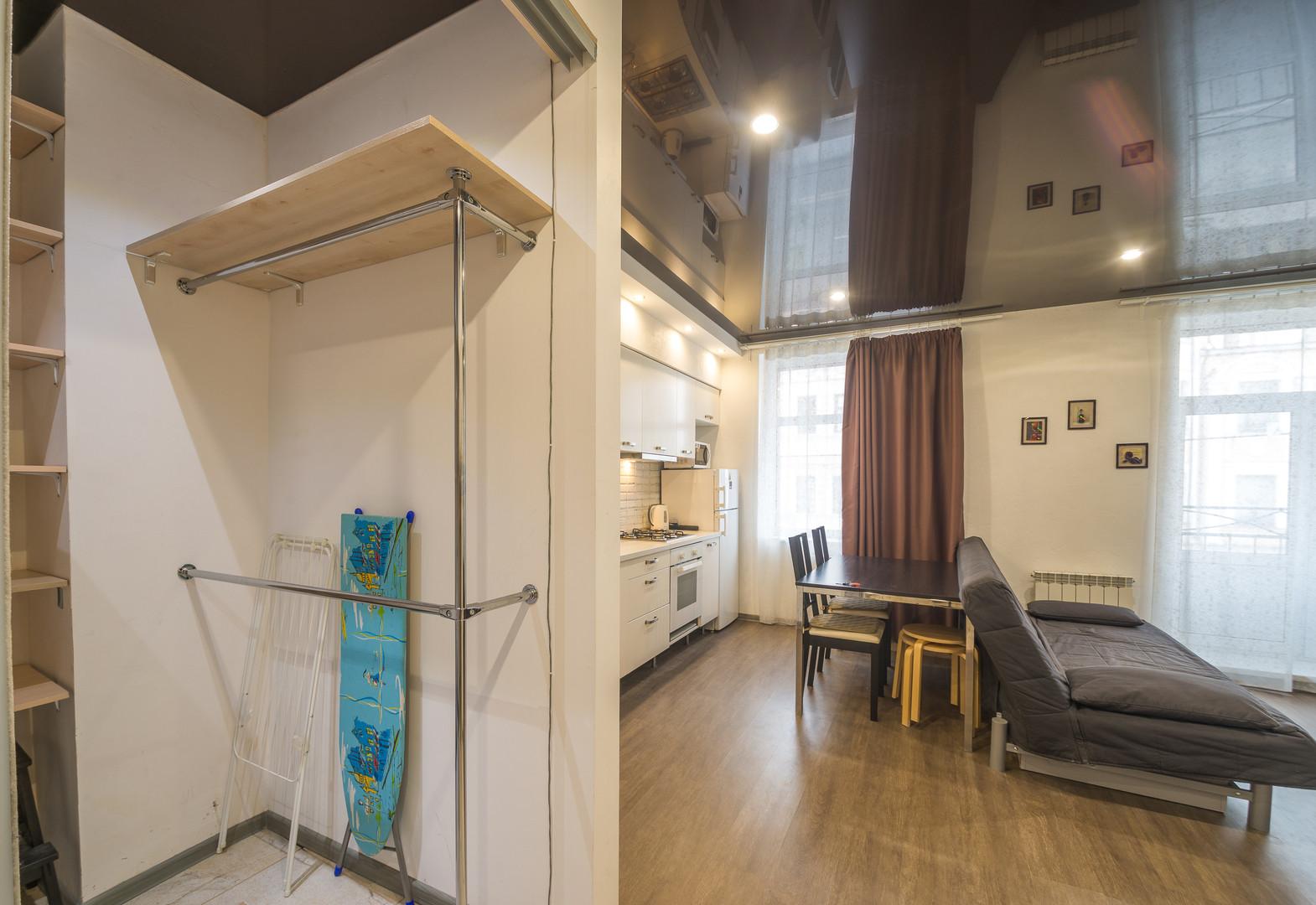 Апартаменты на Баумана(студия 7)
