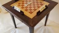 Custom Domnio / Chess Table