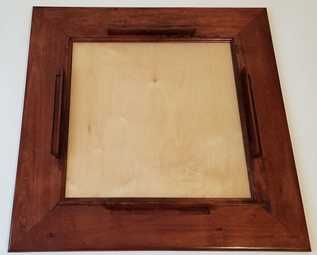 Standard Oak Table Top Domino