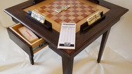 Custom Domno / Chess table