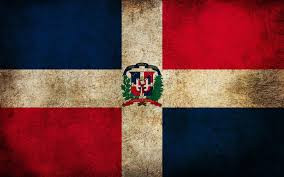 Dominican Republic Flag 011