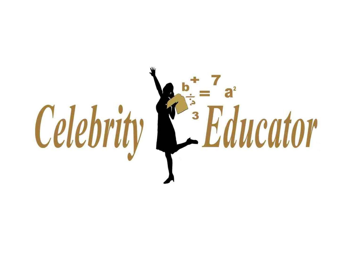 Celebrity Educator Logo