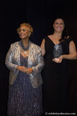 Dr. M.Miller CE Legacy Award Winner