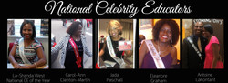 Celebrity Educators of the Year
