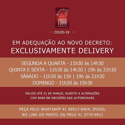 Churrascaria Fogo Forte_HORARIOS_Instagr
