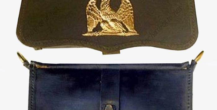 Giberne de Chasseur à Cheval de la Garde Impériale,troupe