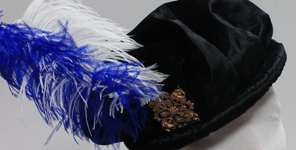 Chapeau Rondeau noir