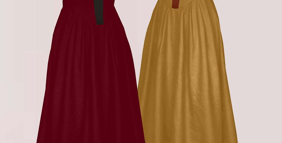Robe ÉLÉMENT, bicolore, parfait pour créer, renouveler ou compléter