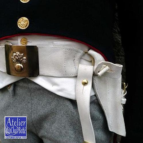 Ceinturon, Régiment de Cavalerie Lourde