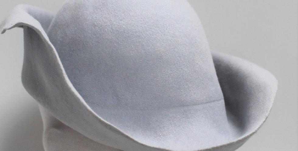 Chapeau en véritable feutre de laine, style Rob