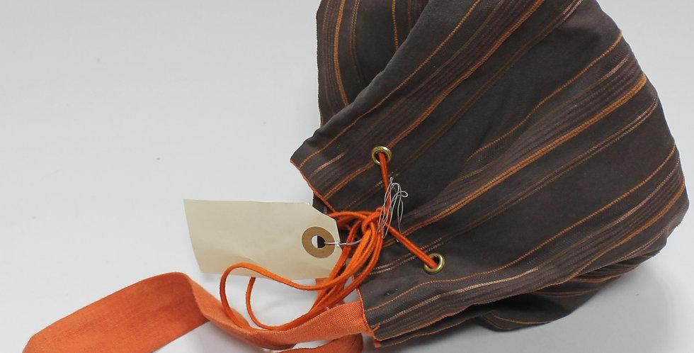 RONDA,  en tissuuniavec galon, forme ronde, fond rigide