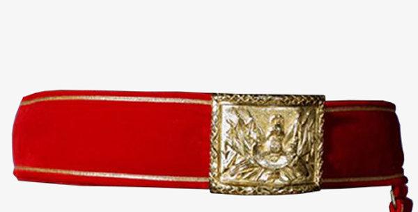Ceinturon porte sabre, Officier d'Etat-major