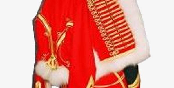 Pelisse des Chasseurs à Cheval de la Garde Impériale, Officier