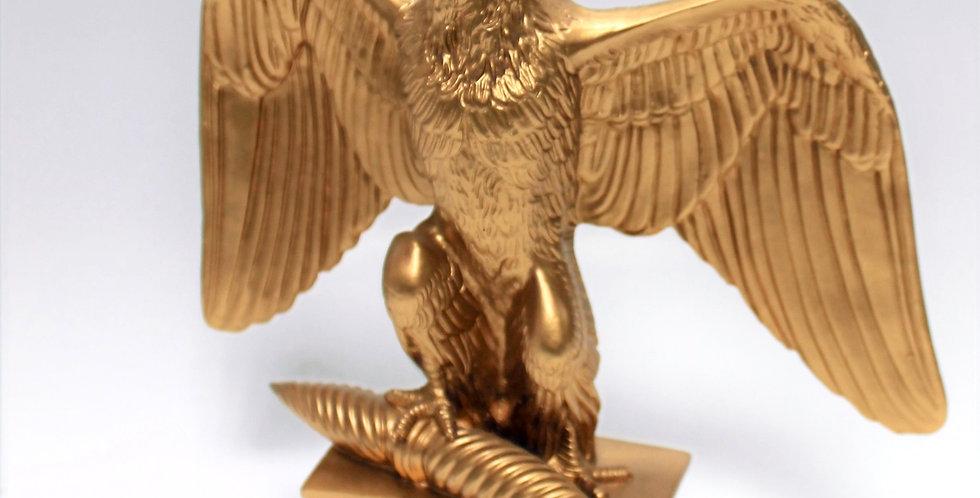 Aigle Impériale époque Premier Empire. 2 tailles: 23 ou13,5 cm