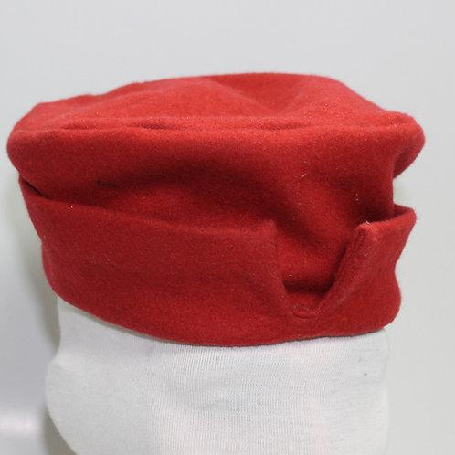 Chapeau drap de laine