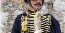 Dolman d'Artillerie à Cheval de la Garde, Officier