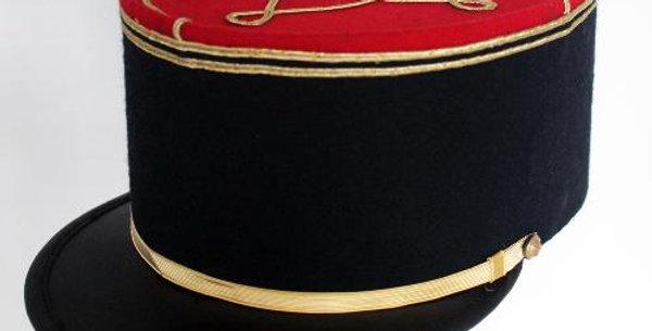 Képi Polo, Troupe ou Officier