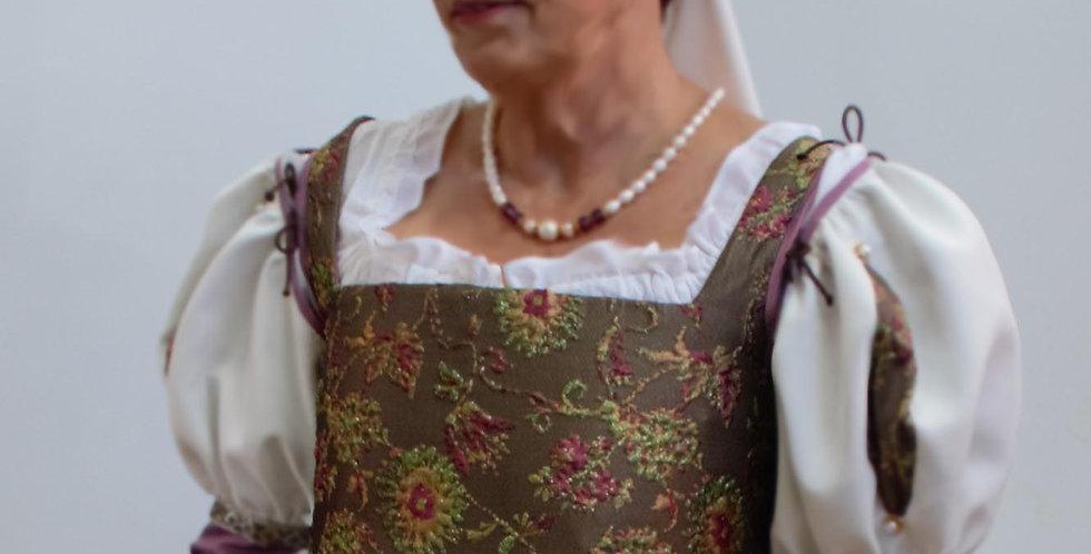 Basquine TRALALA, réalisé dans les plus beaux tissus du moment