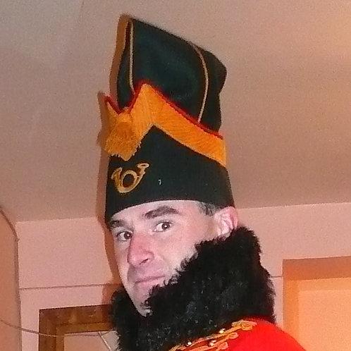Bonnet de police, Chasseur à Cheval de la Garde Impériale