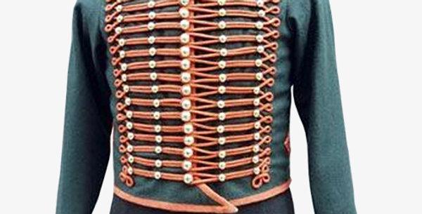 Dolman de Chasseur àcheval de la Garde Impériale, troupe