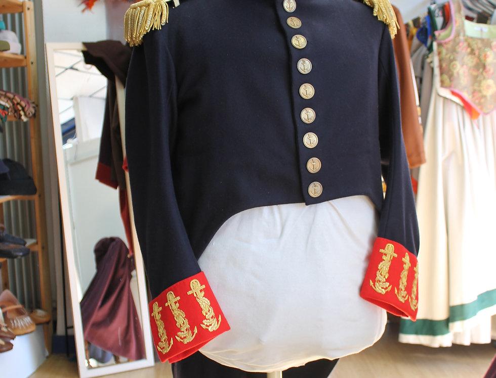 Habit d'Officier de la Marine, Premier Empire