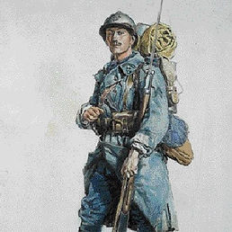 Poilu, 1914-1918