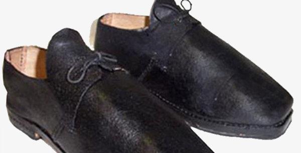 Chaussures d'infanterie, troupe