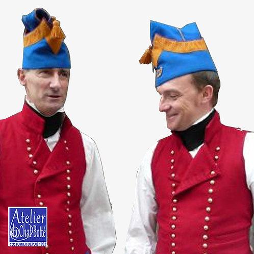Bonnet de police, Trompette de chasseur à Cheval de la Garde