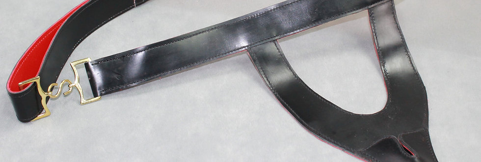 Ceinturon porte-épée d'Officier