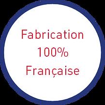 fabrication 100% française
