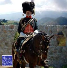 Officier des Chasseurs à Cheval de la Garde Impériale