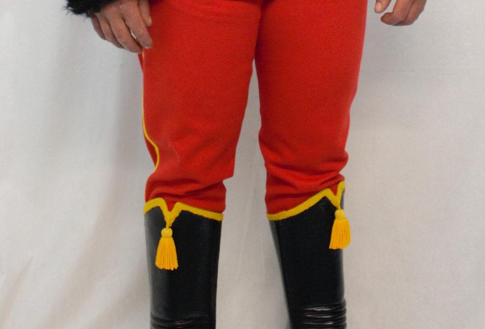 Culotte à la Hussarde, troupe