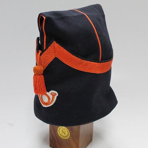 Bonnet de police, Chasseur à Pied de la Garde Impériale, troupe