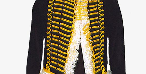 Pelisse de Hussard, troupe