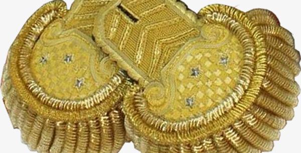 Épaulettes de Général de Brigade ou de Division