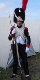 Grenadier à Pied de la Garde Impériale Troupe