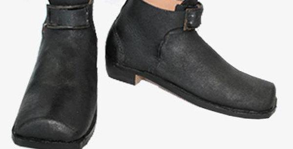 Chaussures fantassin vers 1630