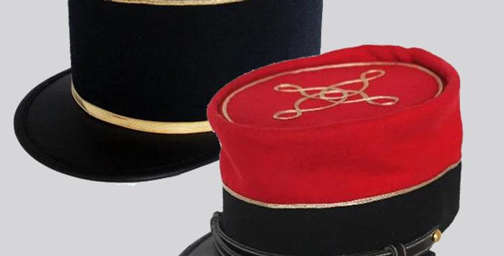 Réservation Stage  7 -  Patronage, coupe , montage képis foulard et polo