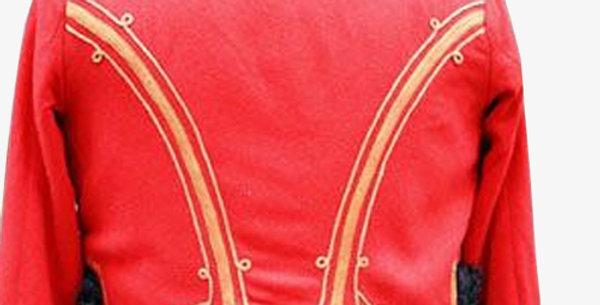 Pelisse de Chasseur àCheval de la Garde Impériale, troupe