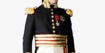 Habit d'Officier Général en frac