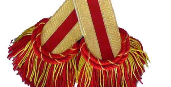 Épaulettes de Sous-Officier des Grenadiers