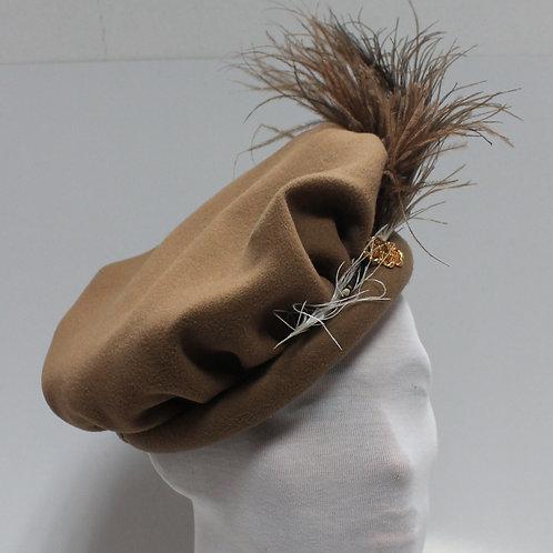 Chapeau style Renaissance, modèle  Rondeau
