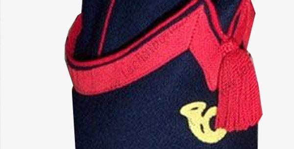 Bonnet de police, Infanterie de la ligne, troupe