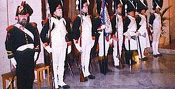 Surtout de Grenadier à Pied de la Garde Impériale
