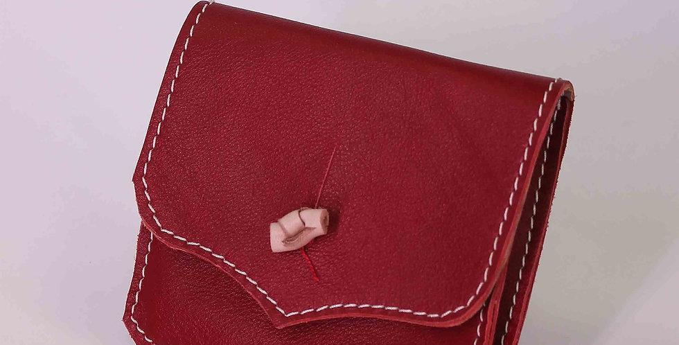 TITOUNE(12/12cm), porte-monnaie, CB,..., la petite poche indispensable en plus