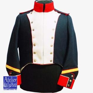 Infanterie de la Ligne au réglement de 1812