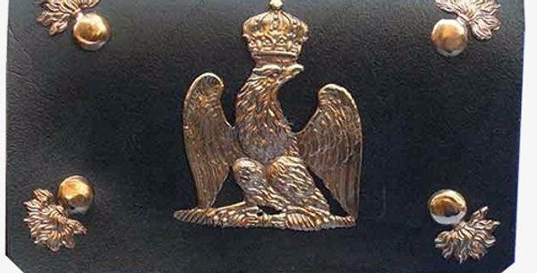 Giberne de Grenadier à pied de la Garde Impériale. troupe