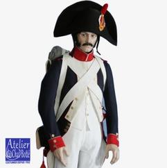 Soldat d'Infanterie Révolution