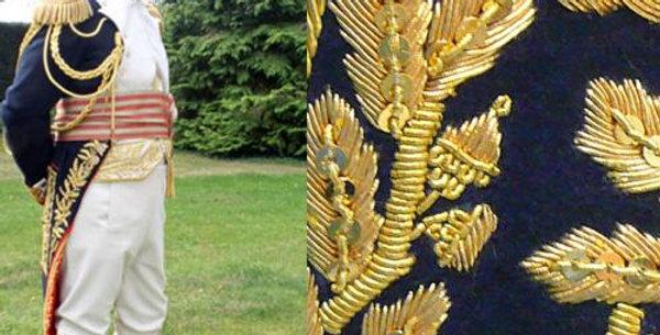 Habit d'Officier Général des Grenadiers en grand uniforme