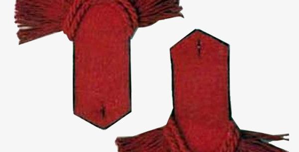 Épaulettes de Régiments de la Ligne(Choix des couleurs Régimentaire)